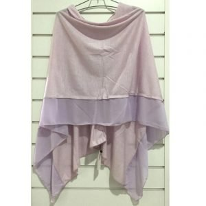 Summer Poncho Lavender