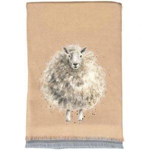 Wooly Ewe Scarf