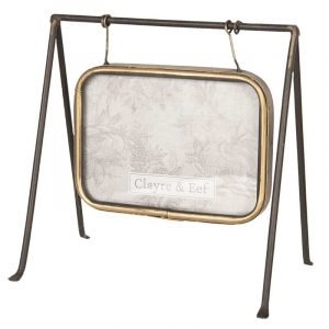 Swinging Picture Frame