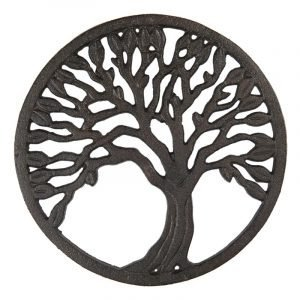Tree of Life Design Trivet