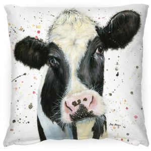 Clover the Cow Cushion