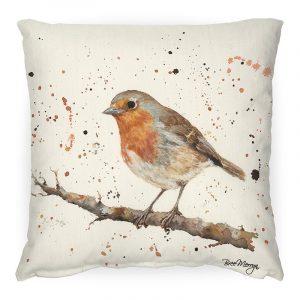 Ralph the Robin Cushion