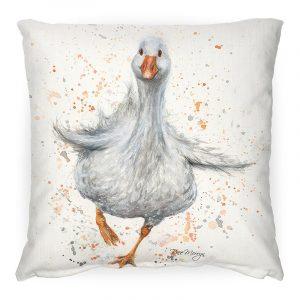Daphne the Duck Cushion