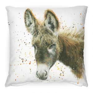 Dolores the Donkey Cushion