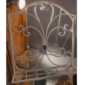 Cast Metal Book Stand