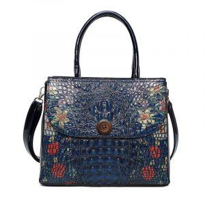 Oxford Blue Fashion Bag