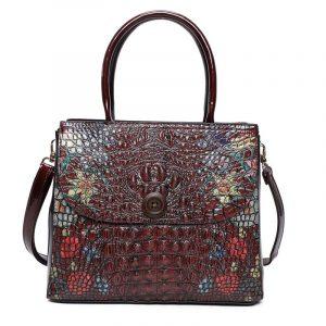 Maroon Fashion Bag