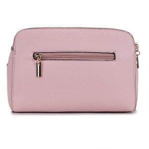 Pale Pink Cross Body Bag
