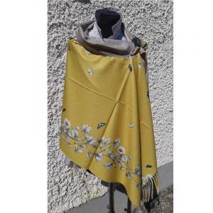 Yellow – Cashmere Wrap