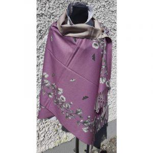 Lavender – Cashmere Wrap