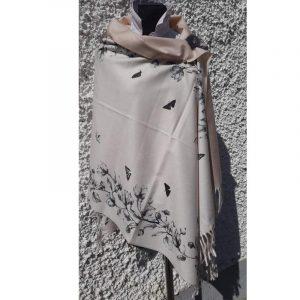 Light Grey – Cashmere Wrap