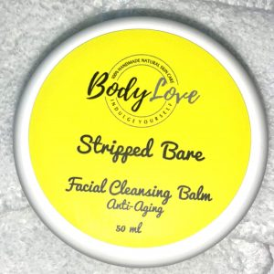 Stripped Bare Face Cleansing Balm