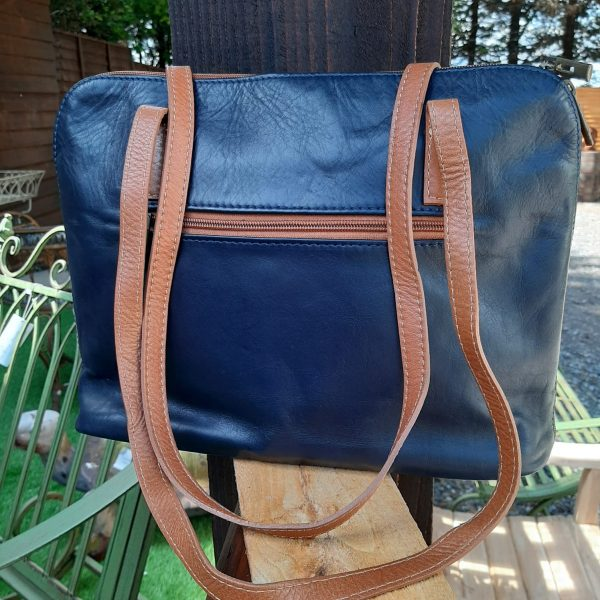 Navy-tan-leather