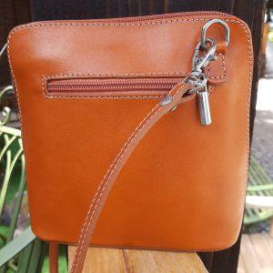 Tan Crossbody Handbag