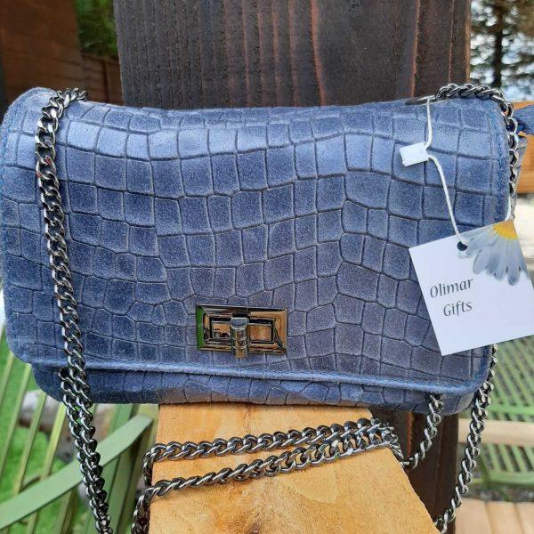 crocodile-pattern-handbag