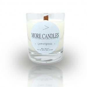 Lemongrass More Candle
