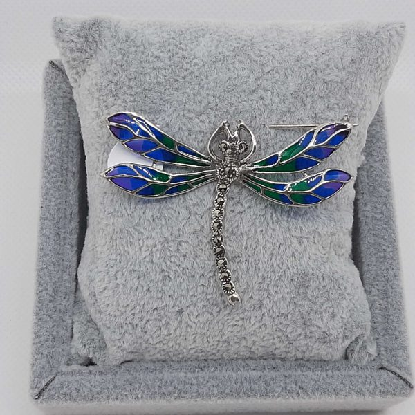 Blue-green-dragonfly