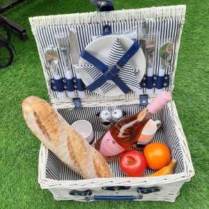 Willow Picnic Basket (2 Person)