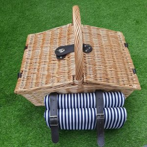 Willow Picnic Basket (4 Person)